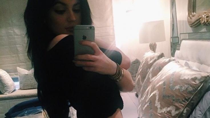 Hat sich Kylie Jenner den Po operieren lassen? (Foto)