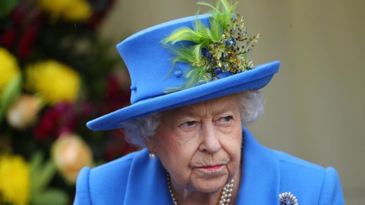 Die Queen dürfte alles andere als amused sein.