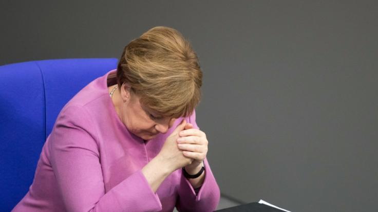Wie wird es für Angela Merkel weitergehen?