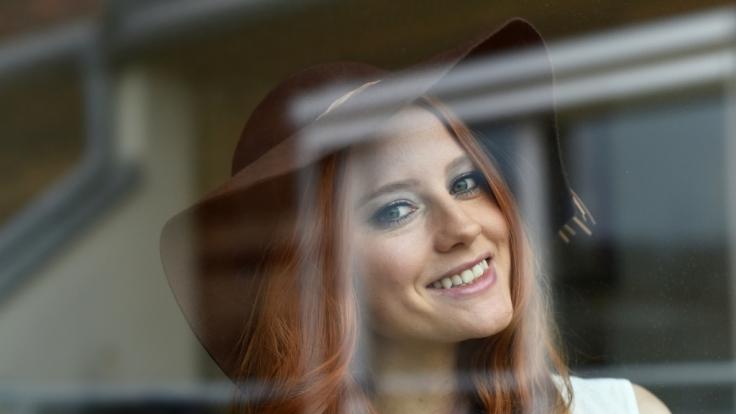 Model und Schauspielerin Barbara Meier will ihre Beziehung nicht länger verschweigen. (Foto)