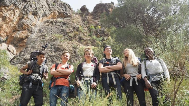 Durch die Wildnis - Sierra Nevada bei Das Erste