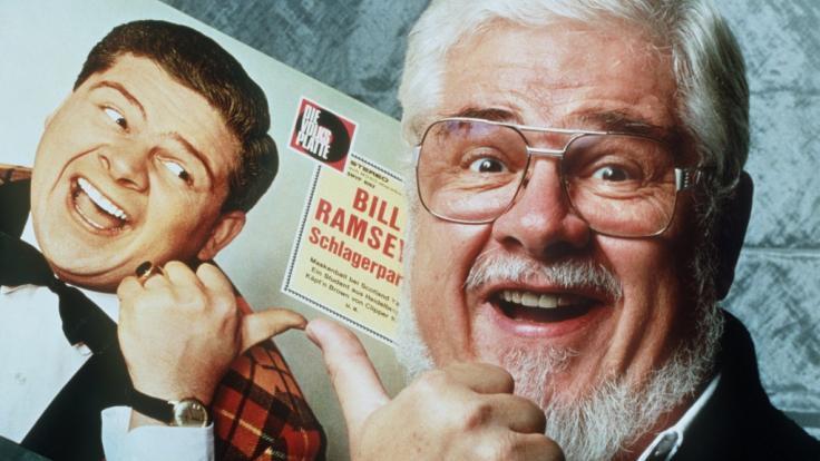 Der gebürtig aus den USA stammende Schlagerstar Bill Ramsey ist im Alter von 90 Jahren gestorben. (Foto)