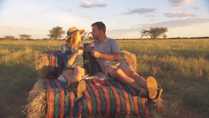 Bauer Gerald und Freundin Anna wollen noch 2018 heiraten. (Foto)