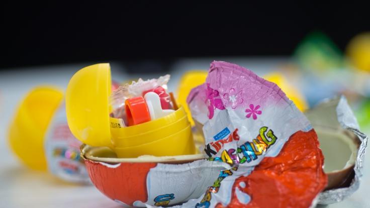 Einige Produkte von Ferrero verabschieden sich in die Sommerpause. (Foto)