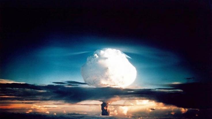 Weltkrieg und Asteroiden-Einschlag. Die Menschheit hat es in diesem Sommer wirklich nicht leicht. (Foto)