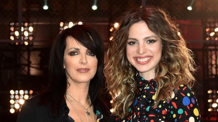 Nena (56) mit Tochter Larissa Kerner (26) - bei