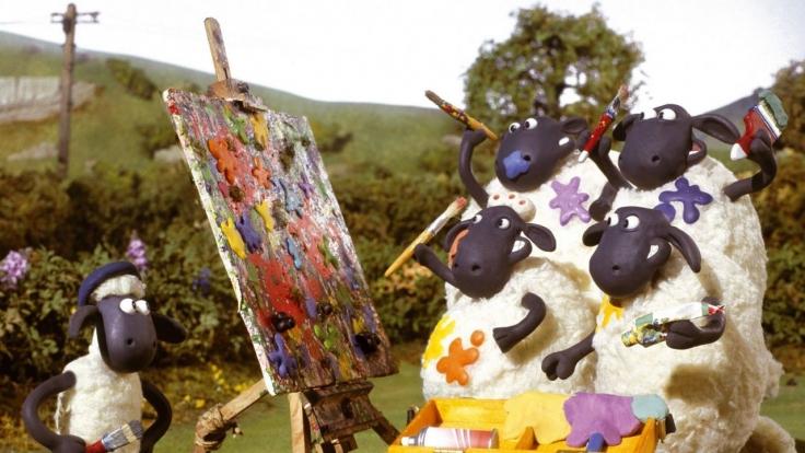 Shaun das Schaf bei KiKA (Foto)
