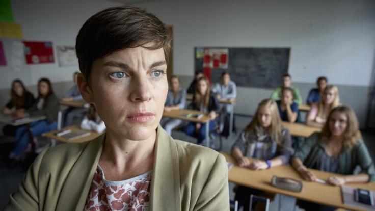 Lehrerin Lena Böhmer soll ermordet werden. (Foto)