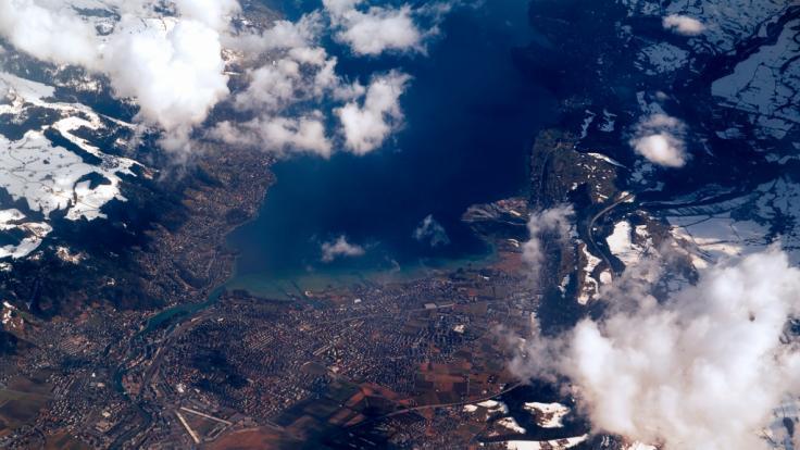 Aufnahmen von Google Earth zeigen, wie krass sich Landschaften verändern. (Symbolbild) (Foto)