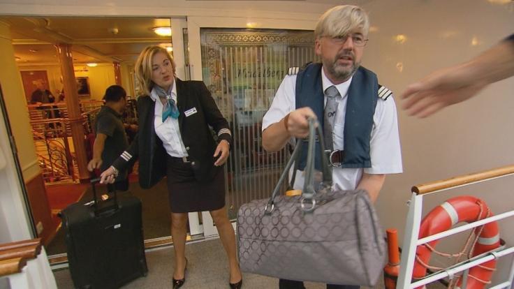 "Als ""Undercover Boss"" verwandelt sich nicko-cruises-Geschäftsführer Guido Laukamp in den ehemaligen Handwerker Florian Kessler. (Foto)"