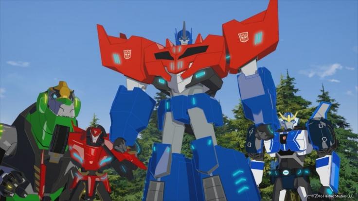 Transformers: Getarnte Roboter bei Super RTL
