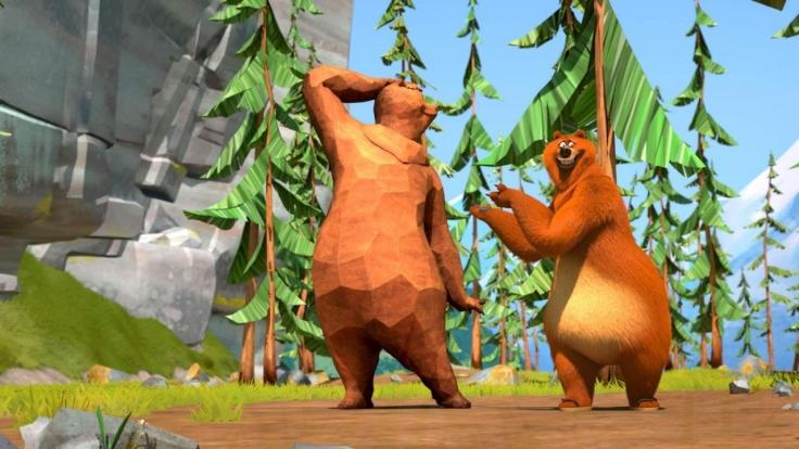 Grizzy & die Lemminge bei Super RTL (Foto)