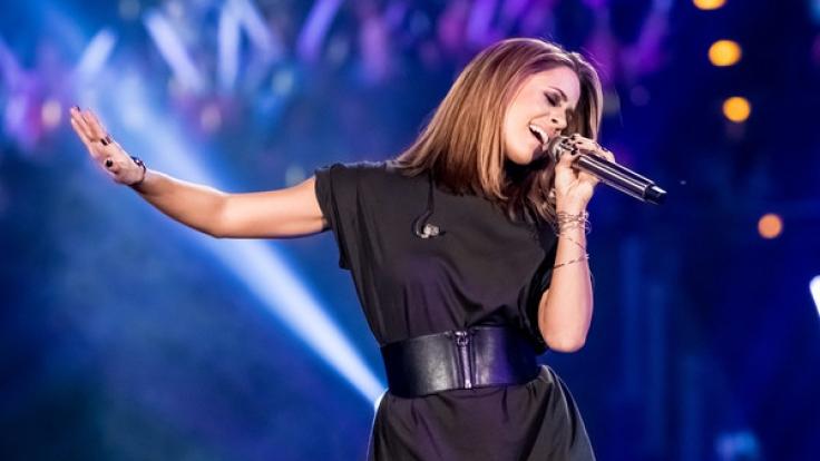 """Vanessa Mai geht mit ihrem neuen Album """"Regenbogen"""" an den Start. (Foto)"""