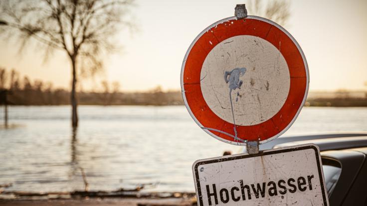 Tief Gisela bringt extremes Wetter nach Deutschland. (Foto)