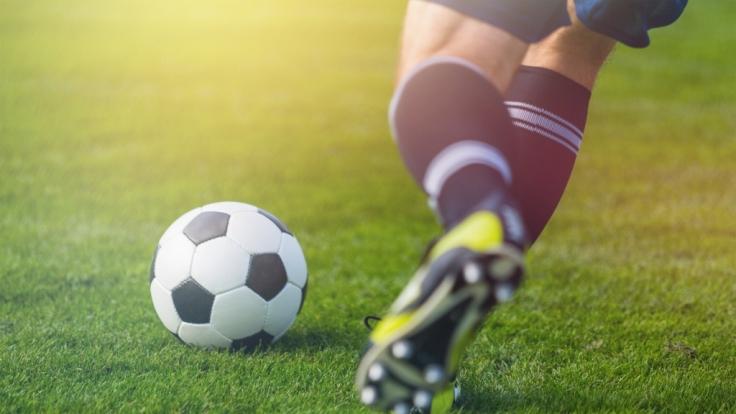 Fussball (Symbolbild). (Foto)