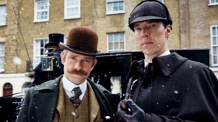 Sherlock bei Das Erste (Foto)