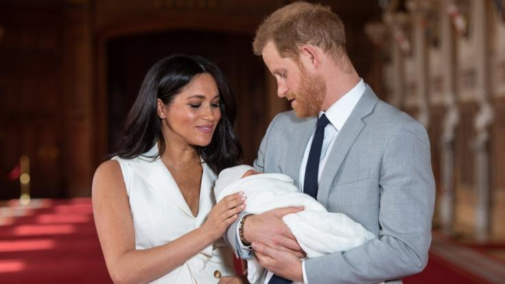 Kam das Baby von Meghan Markle und Prinz Harry bereits viel früher zur Welt? (Foto)