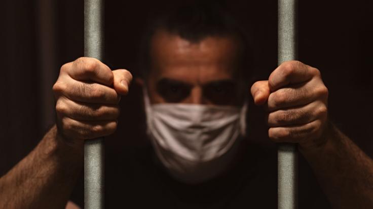 Bei einem Gefängnis-Tumult wurden vier Menschen geköpft. (Foto)