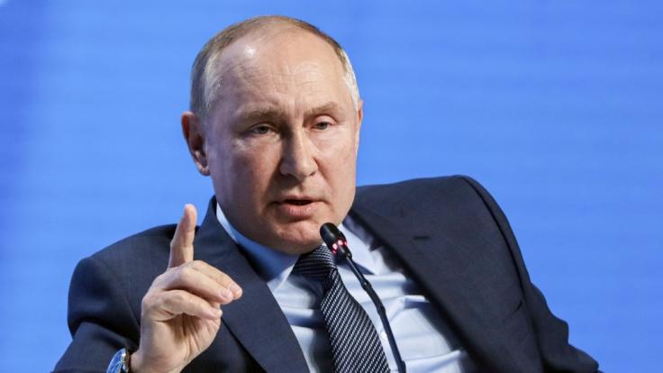 Ist Wladimir Putin schwer krank? (Foto)