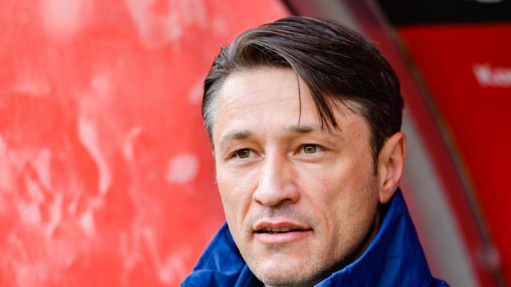 Schock-Moment beim Training für Niko Kovac. (Foto)