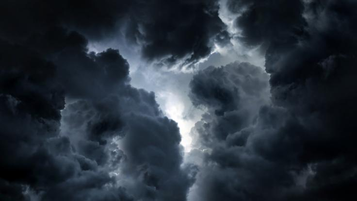 Das Wochenende wird laut Meteorologen kühl und nass. (Foto)