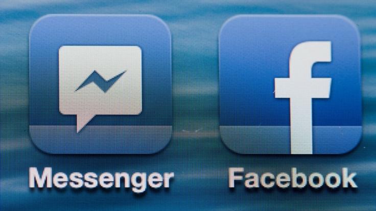 Mit Chatbots möchte Facebook die Art verändern, wie wir mit Unternehmen kommunizieren. (Foto)