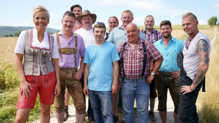 """""""Bauer sucht Frau"""" startet mit Folge 2 in die Hof-Woche. (Foto)"""