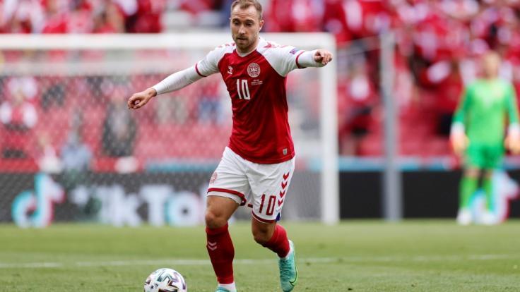Christian Eriksen hat sich von seinem Herzstillstand bei der Fußball-EM wieder erholt. (Foto)