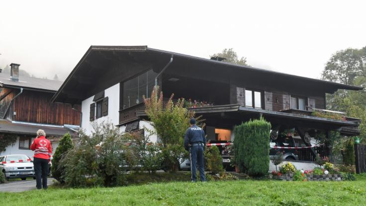 In Kitzbühel ermittelt die Polizei wegen fünffachen Mordes. (Foto)