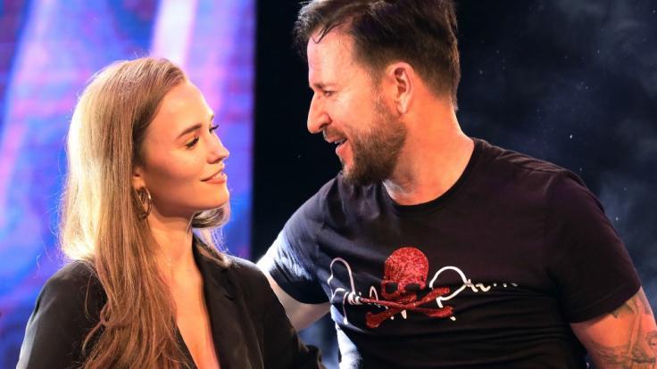 Laura Müller und Michael Wendler sind seit über einem Jahr ein Paar. (Foto)