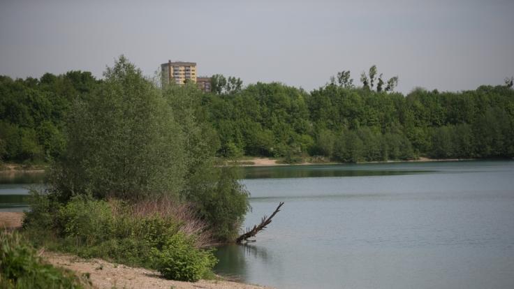Aus dem Kölner Rather See wurde ein Mädchen geborgen. (Foto)