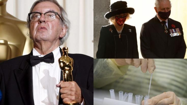 Trauer um Oscar-Preisträger, Todesschock bei den Royals und Forderung nach Knallhart-Lockdown in den News des Tages am 27.03.2021.