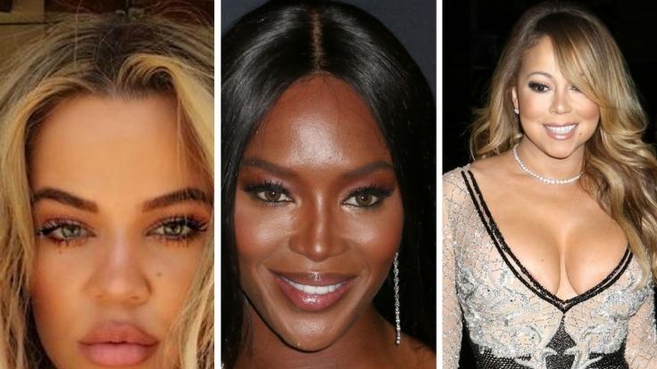 Khloé Kardashian, Naomi Campbell, Mariah Carey - Schämt ihr euch denn nicht?
