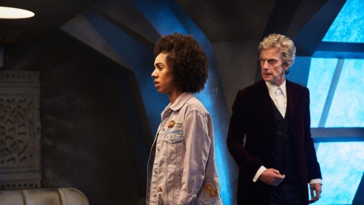 Der zwölfte Doctor hat einen neuen Companion. (Foto)