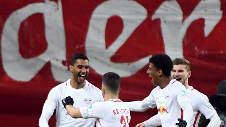 Jubelt RB Leipzig auch gegen den 1. FC Köln?