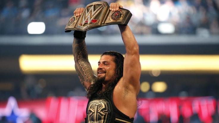Roman Reigns ist der WWE-Superstar schlechthin. (Foto)