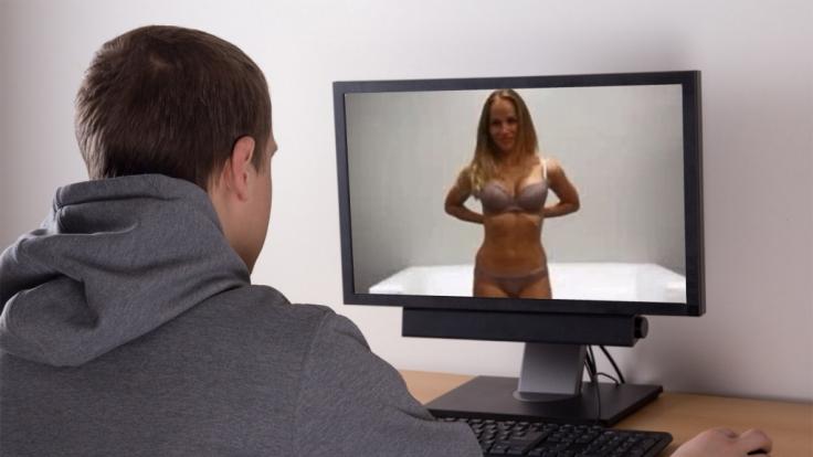 Unter dem Namen Lucie drehte diese 35-Jährige Lehrerin einen Porno. (Foto)