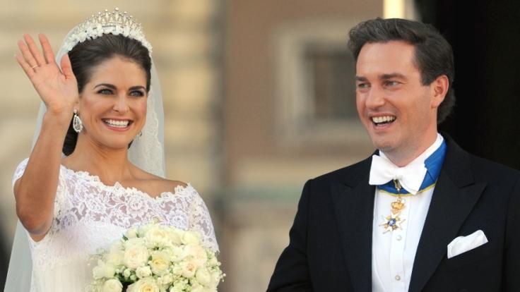 Abgehoben? Arrogant? Eingebildet? Von wegen! Prinzessin Madeleine von Schweden tickt privat ganz anders, weiß ein Insider. (Foto)