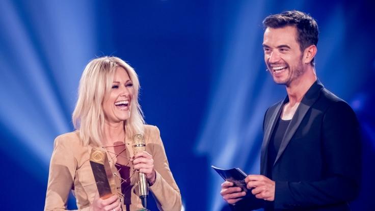 Helene Fischer und Florian Silbereisen sind die Stars des Schlager. (Foto)