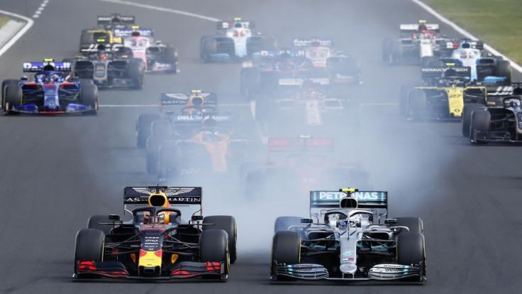 Der Große Preis von Italien findet vom 10. bis 12. September in Monza statt. (Foto)