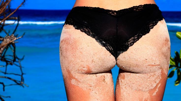 Demi Rose weiß, wie sie im Netz für Furore sorgt. (Foto)