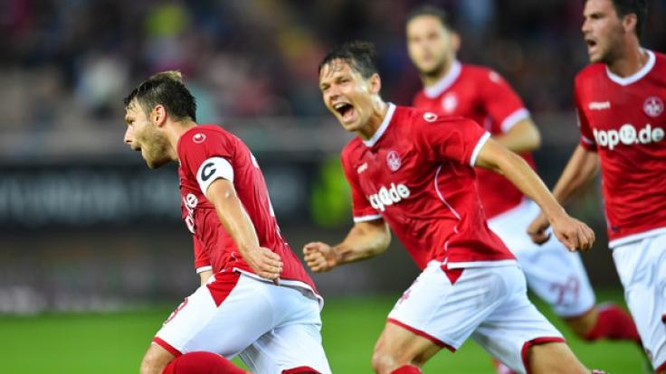 Heimspiel 1. FC Kaiserslautern : Die aktuellen Spielergebnisse der 3. Fußball-Bundesliga bei news.de.
