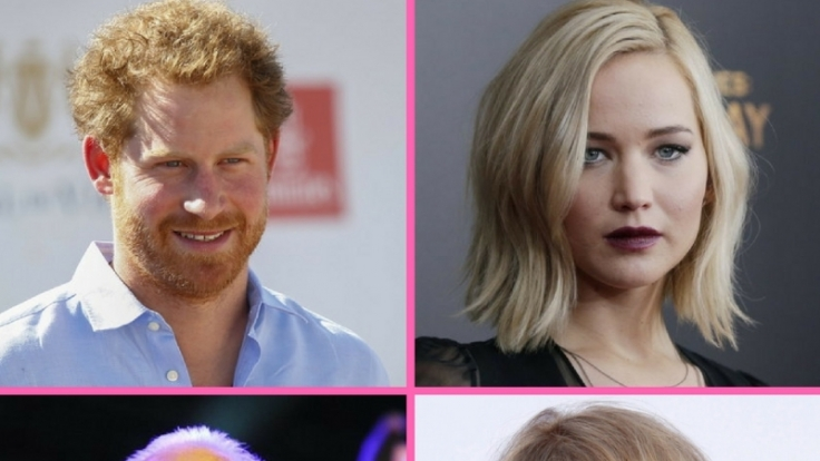 2016 traf Amors Pfeil so einige Promis - Prinz Harry, Jennifer Lawrence, H.P. Baxxter und Taylor Swift gehörten zu den Stars, die dem Single-Dasein Lebewohl sagten. (Foto)