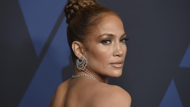 Jennifer Lopez sorgt wieder für Treter-Alarm im Netz. (Foto)