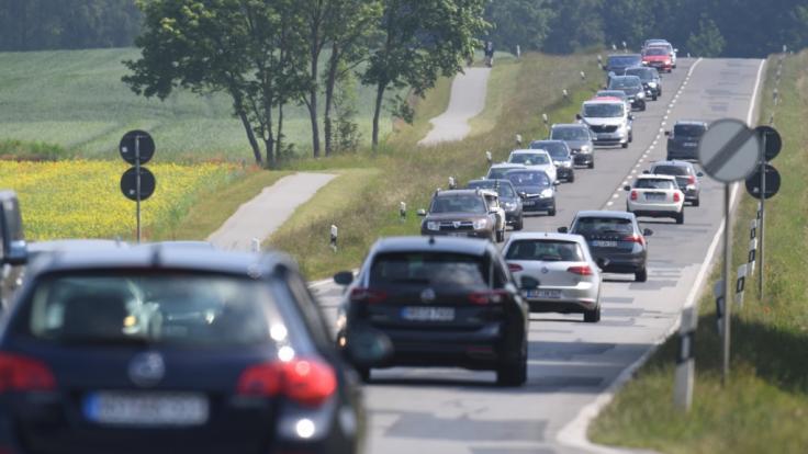 Auf der Insel Usedom waren Urlauber aus dem Kreis Gütersloh schon am Montag aufgefordert worden, Mecklenburg-Vorpommern wieder zu verlassen.
