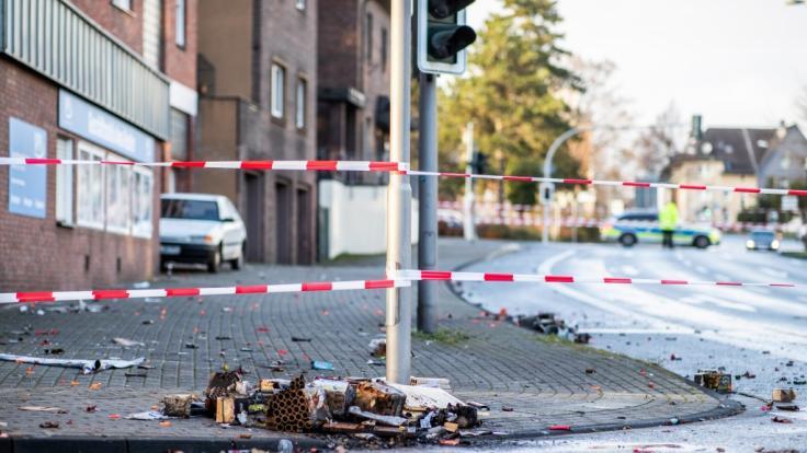 Die Ermittler vermuten hinter der Amok-Fahrt von Bottrop einen gezielten fremdenfeindlichen Anschlag. (Foto)