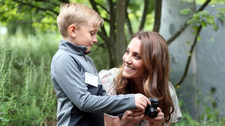 Herzogin Kate liebt die Fotografie. (Foto)