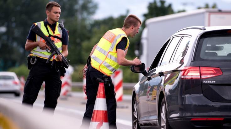Braucht Deutschland eine dichte Grenze? (Foto)