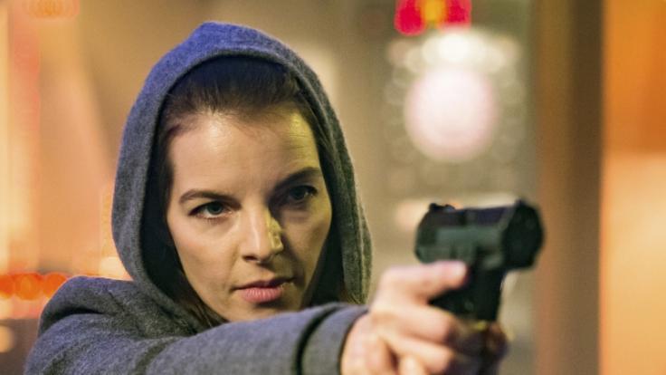 """Yvonne Catterfeld in """"Wolfsland"""" (Foto)"""