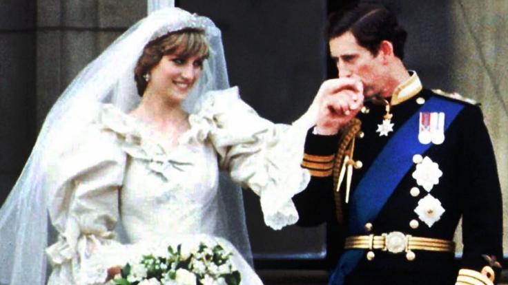 Die Ehe von Prinz Charles und Prinzessin Diana lief nicht immer so rund, wie es das Königshaus gern gesehen hätte.